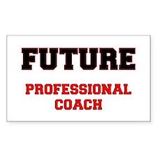 Future Professional Coach Decal