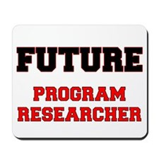 Future Program Researcher Mousepad