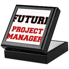 Future Project Manager Keepsake Box