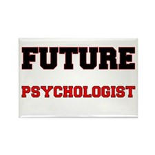 Future Psychologist Rectangle Magnet