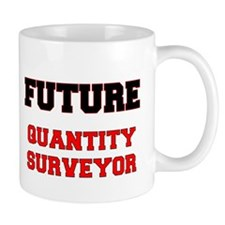 Future Quantity Surveyor Small Mug