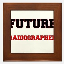 Future Radiographer Framed Tile