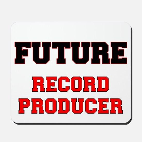 Future Record Producer Mousepad