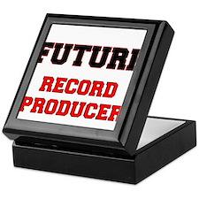 Future Record Producer Keepsake Box