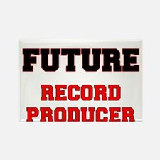 Future Record Producer Rectangle Magnet