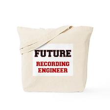 Future Recording Engineer Tote Bag