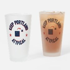 Keep Portland Atypical II Drinking Glass