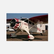 Stinson Aircraft (red & white) Rectangle Magnet