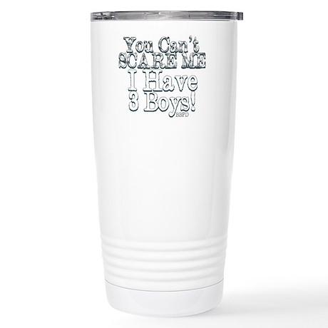 I have 3 boys Travel Mug