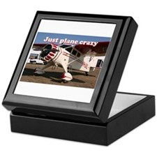 Just plane crazy: Stinson Aircraft Keepsake Box