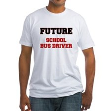 Future School Bus Driver T-Shirt