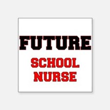 Future School Nurse Sticker