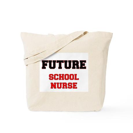 Future School Nurse Tote Bag
