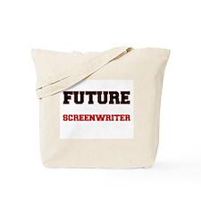 Future Screenwriter Tote Bag