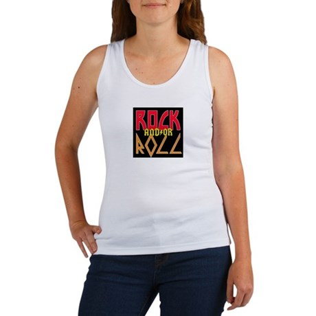 ROCK AND/OR ROLL Tank Top