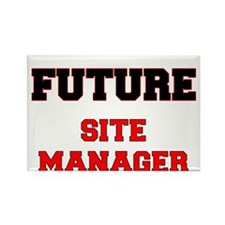 Future Site Manager Rectangle Magnet
