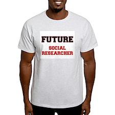 Future Social Researcher T-Shirt