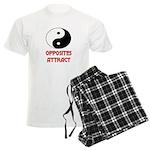 OPPOSITES ATTRACT Men's Light Pajamas