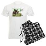 OUR FIRST TEACHER Men's Light Pajamas