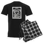 ORIGINAL ENVIRONMENTALIST Men's Dark Pajamas