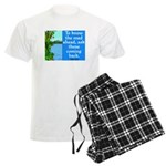 THE ROAD AHEAD Men's Light Pajamas