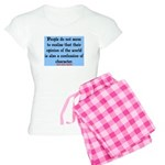 EMERSON - CHARACTOR QUOTE Women's Light Pajamas