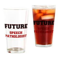 Future Speech Pathologist Drinking Glass