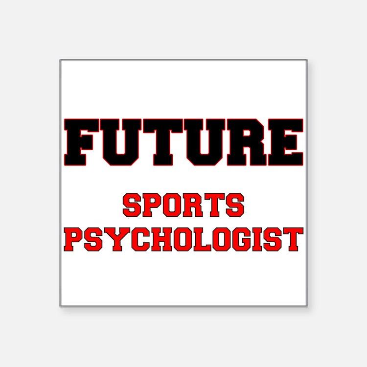 Future Sports Psychologist Sticker