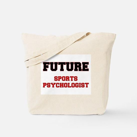 Future Sports Psychologist Tote Bag