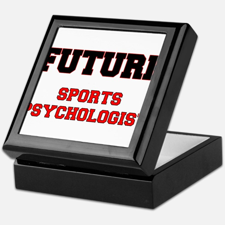 Future Sports Psychologist Keepsake Box