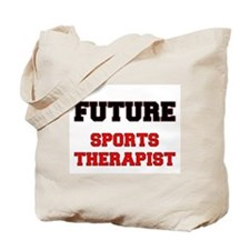 Future Sports Therapist Tote Bag
