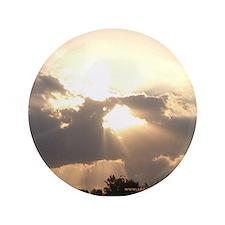 "Sunisthefuture-Healing Energy of FL Sun 3.5"" Butto"