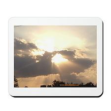 Sunisthefuture-Healing Energy of FL Sun Mousepad