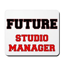 Future Studio Manager Mousepad