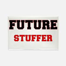 Future Stuffer Rectangle Magnet