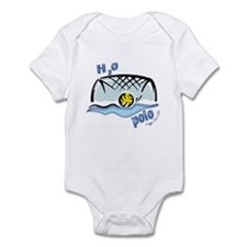 High On Life H2o Polo Infant Bodysuit