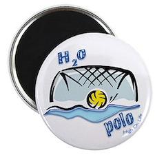 High On Life H2o Polo Magnet