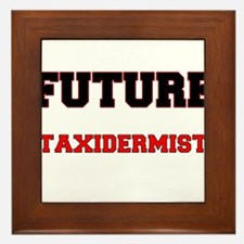 Future Taxidermist Framed Tile