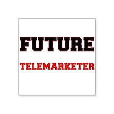 Future Telemarketer Sticker