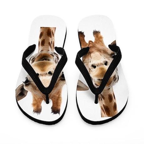 Hangover Movie Part 3 Giraffe Flip Flops
