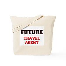 Future Travel Agent Tote Bag