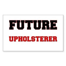 Future Upholsterer Decal