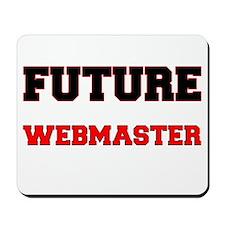 Future Webmaster Mousepad