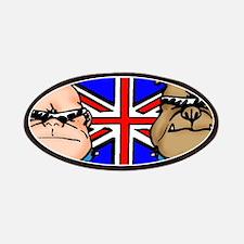 British Bulldogs Patches