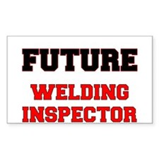 Future Welding Inspector Decal