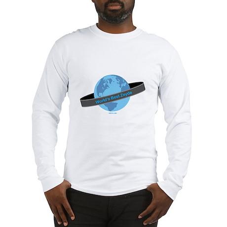 Worlds Best Zeyde Long Sleeve T-Shirt