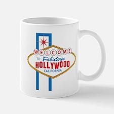 Welcome To Hollywood Small Small Mug
