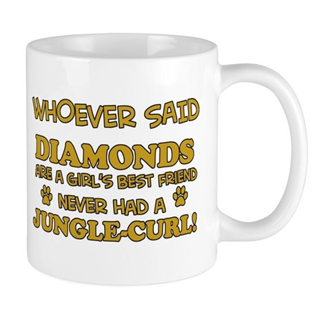 Jungle Curl Mommy designs Mug