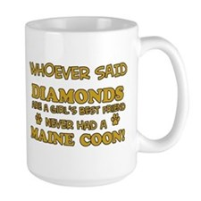 Maine Coon Mommy designs Mug
