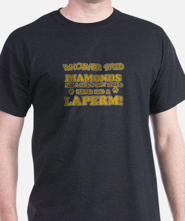 Laperm Mommy designs T-Shirt